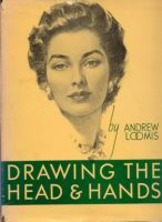 Drawing Head and Hands Cover